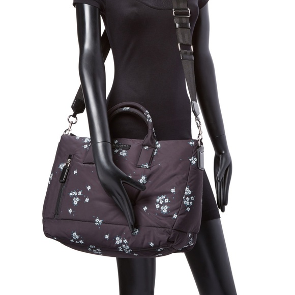 5c48210e30 NEW Marc Jacobs Floral Eliza Diaper baby bag tote. NWT